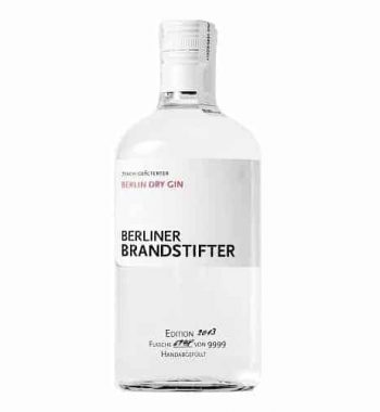 Berliner Brandstifter Berlin Dry Gin The Gin Stall