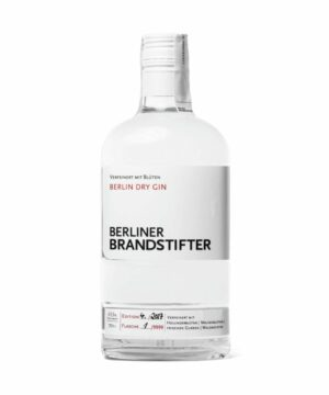 Berliner Brandstifter Berlin Dry Gin - The Gin Stall