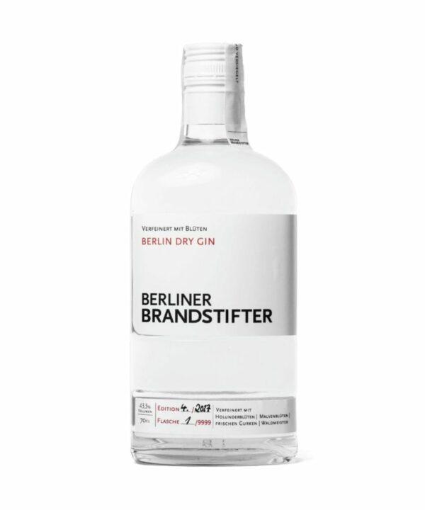 Berliner Brandstifter Gin - The Gin Stall