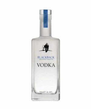 Blackback Mountain Strength Vodka - The Gin Stall