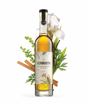 Bramley & Gage Dry Vermouth - The Gin Stall