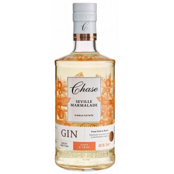 Chase Seville Marmalade Gin 70cl - The Gin Stall