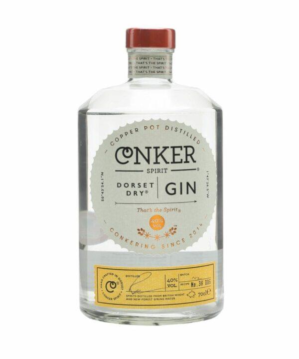Conker Spirit Dorset Dry Gin - The Gin Stall
