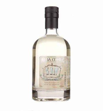 Da Mhile Oak-Aged Gin The Gin Stall