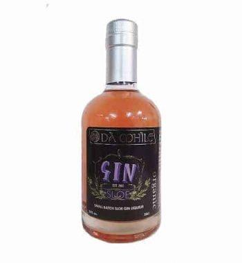 Da Mhile Sloe Gin The Gin Stall