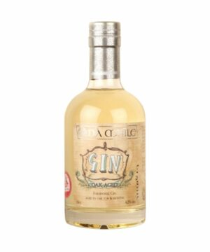 Da Mhile Oak Aged Gin - The Gin Stall