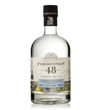 Foxdenton Dry Gin_70cl