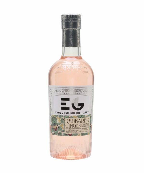Edinburgh Rhubarb & Ginger Liqueur - The Gin Stall