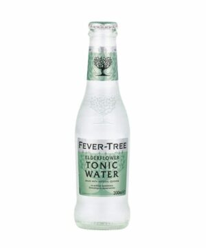 Fever Tree Elderflower Tonic Water 200ml - The Gin Stall