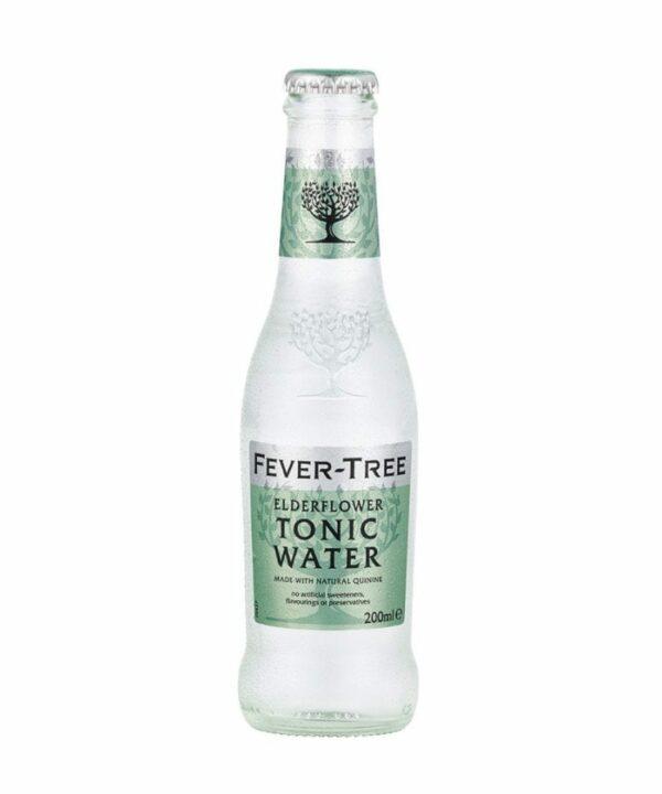 Fever Tree Elderflower Tonic Water 200ml - The Gin Stall