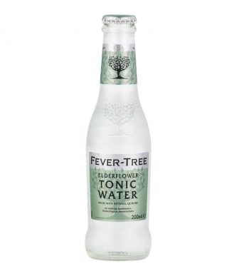 Fever-Tree Elderflower Tonic Water 200ml - The Gin Stall (002)