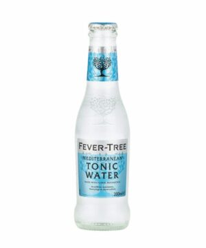 Fever Tree Mediterranean Tonic Water 200ml - The Gin Stall