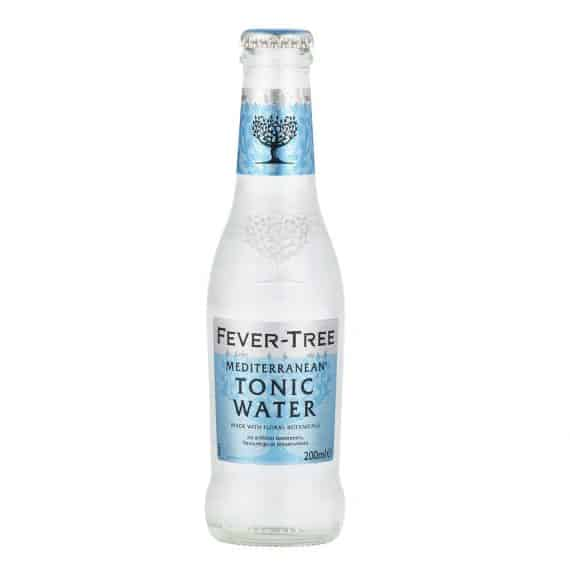 Fever-Tree Mediterranean Tonic Water 200ml - The Gin Stall (002)