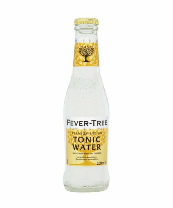 Fever Tree Premium Indian Tonic Water 200ml - The Gin Stall