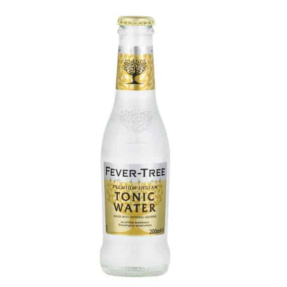 Fever-Tree Premium Indian Tonic Water 200ml - The Gin Stall (002)