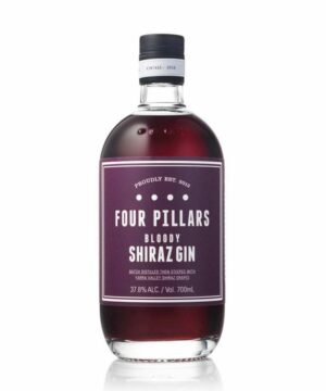 Four Pillars Bloody Shiraz Gin - The Gin Stall