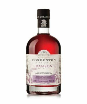 Foxdenton Damson Gin Liqueur - The Gin Stall