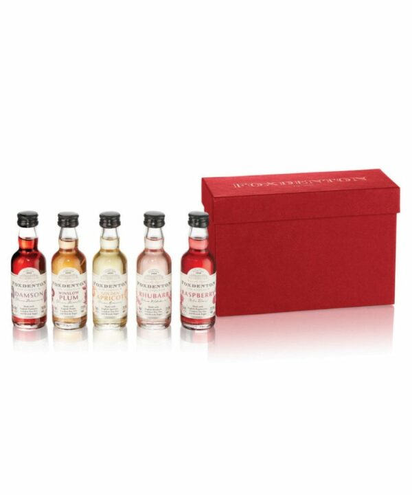 Foxdenton Flavoured Gin Liqueur 10 Taster Gift Set - The Gin Stall