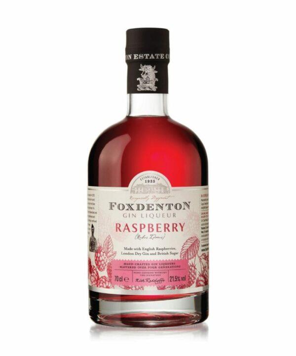 Foxdenton Raspberry Gin Liqueur 70cl - The Gin Stall