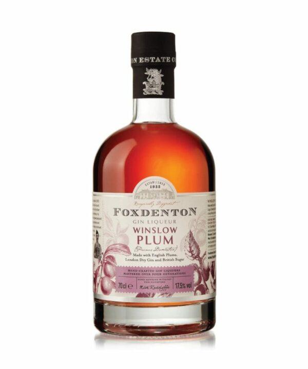 Foxdenton Winslow Plum Gin Liqueur - The Gin Stall