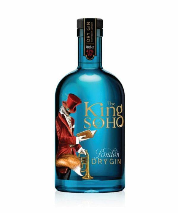 King of Soho Gin - The Gin Stall
