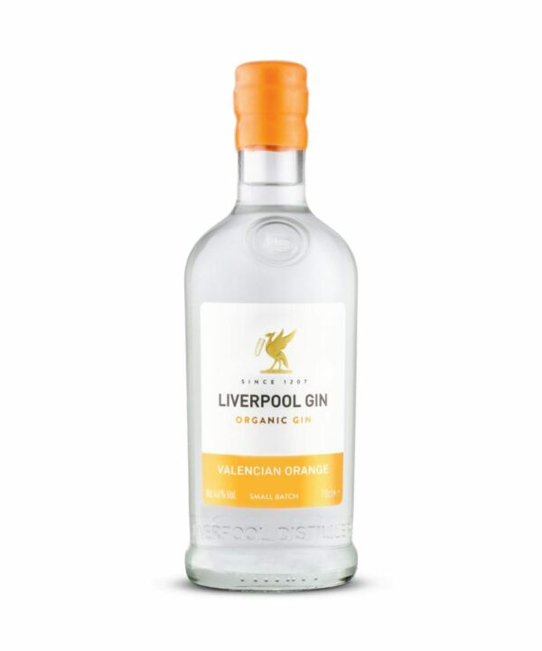 Liverpool Gin Valencian Orange - The Gin Stall