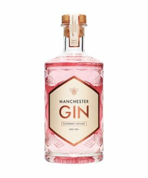 Manchester Raspberry Gin - The Gin Stall