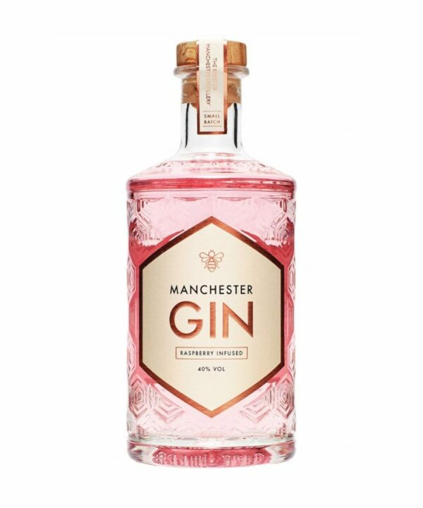 Manchester Gin Raspberry Infused - The Gin Stall