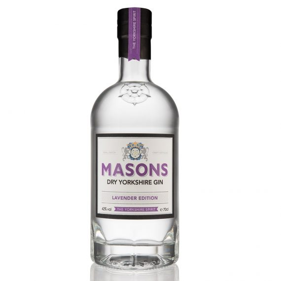 Masons Dry Yorkshire Gin Lavender Edition - The Gin Stall