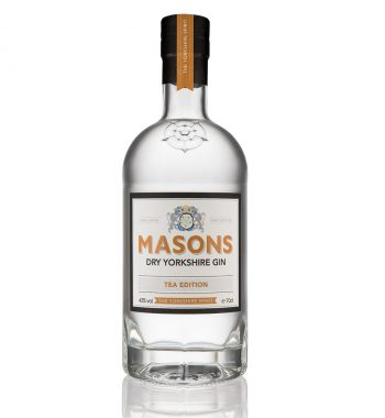 Masons Dry Yorkshire Gin Tea Edition - The Gin Stall