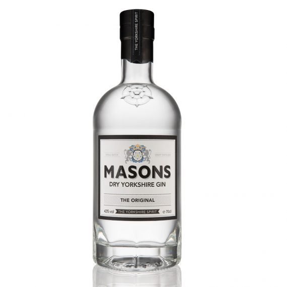 Masons Dry Yorkshire Gin The Original - The Gin Stall