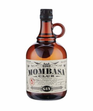 Mombasa Club London Dry Gin - The Gin Stall