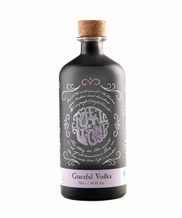 Poetic License Graceful Vodka - The Gin Stall
