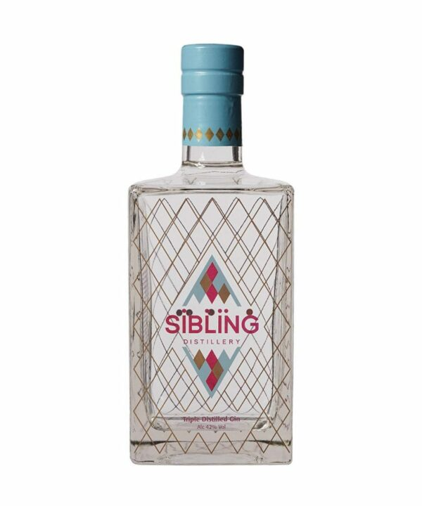 Sibling Triple Distilled Gin - The Gin Stall