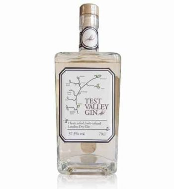 Test Valley Gin The Gin Stall
