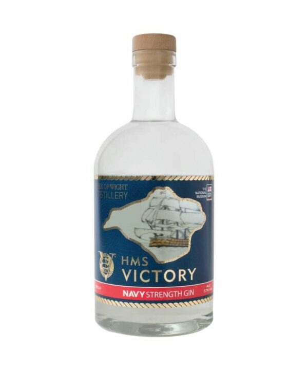 HMS Victory Navy Strength Gin - The Gin Stall