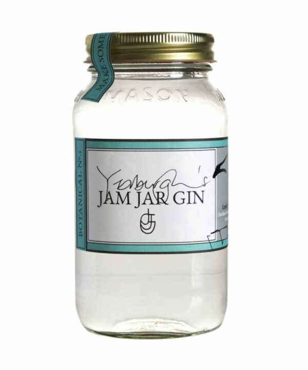 Yerburghs Jam Jar Gin - The Gin Stall