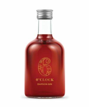 6 O'Clock Damson Gin Miniature 5cl - The Gin Stall