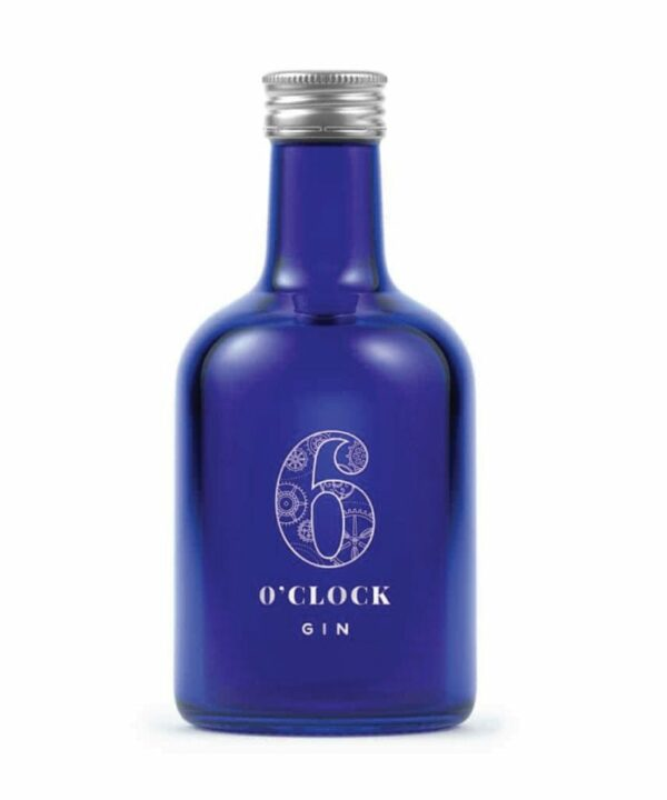 6 O'Clock Gin Miniature 5cl - The Gin Stall