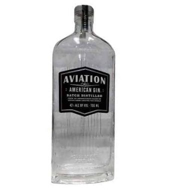 Aviation American Gin The Gin Stall
