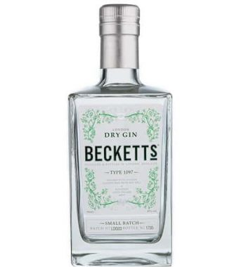 Becketts London Dry Gin - Type 1097 The Gin Stall