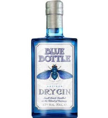 Blue Bottle Dry Gin The Gin Stall
