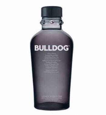 Bulldog Gin The Gin Stall
