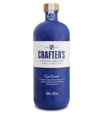 Crafters London Dry Gin The Gin Stall