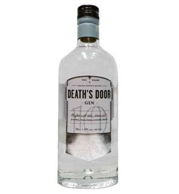 Deaths Door Gin The Gin Stall