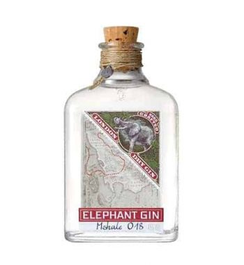 Elephant Dry Gin The Gin Stall