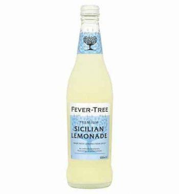 Fever Tree Premium Sicilian Lemonade 500ml