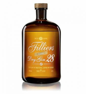 Filliers Dry Gin 28 The Gin Stall