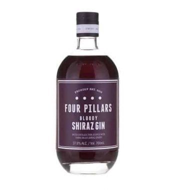Four Pillars Bloody Shiraz Gin The Gin Stall