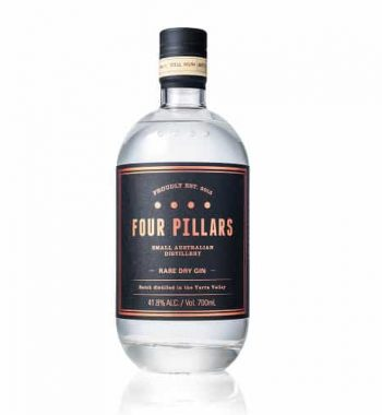 Four Pillars Rare Dry Gin The Gin Stall